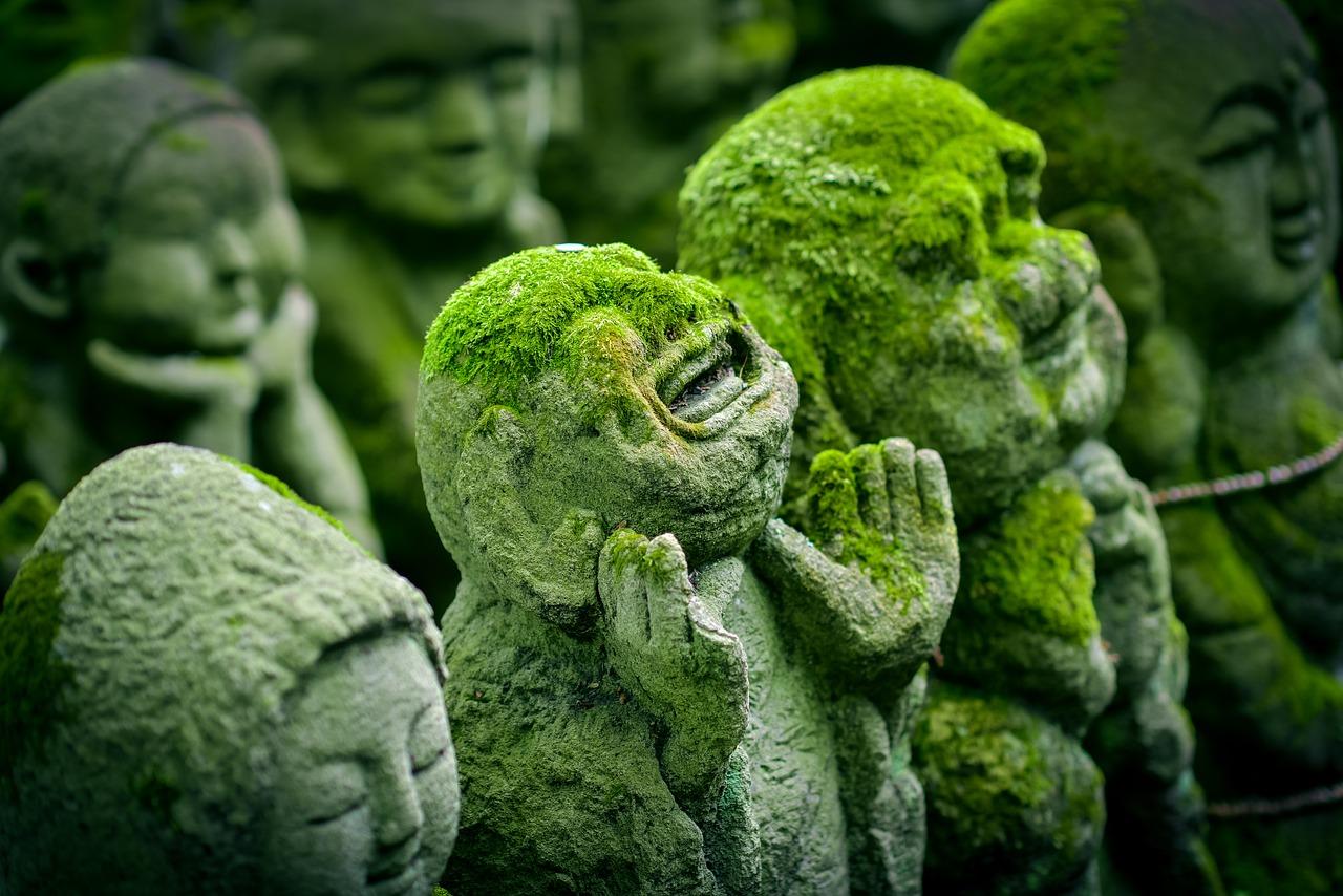 Les différentes religions au Japon
